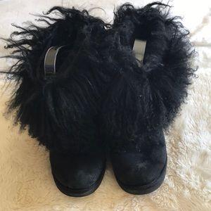 Unique UGG boots.